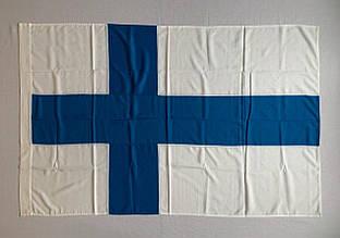 Прапор Фінляндії - 1м*1.5м