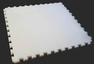 Мат IZOLON AIR ласточкин хвост 20 мм (Белый), фото 2