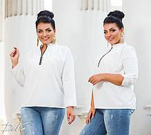 Стильная комфортная блузка, фото 2