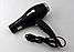 Профессиональный фен Promotec PM 2309 3000 Вт Черный для волос укладки ручной 2 режима скорости Топ продаж!, фото 2