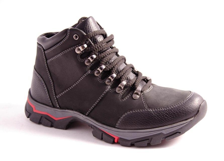 Ботинки мужские черные Romani 4731515/3 р.40-45
