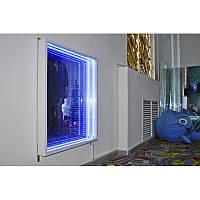 Дзеркало з ефектом нескінченність (3D дзеркало) для сенсорної кімнати, фото 1