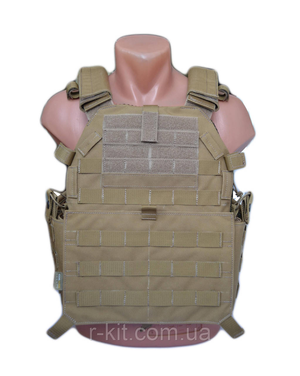 Plate Carrier 6094 У Coyote
