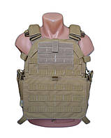 Plate Carrier 6094 У Coyote, фото 1