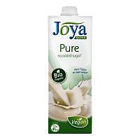 """Напиток соевый ультрапастеризованный """"Organic Pure"""" без сахара Joya 1л"""