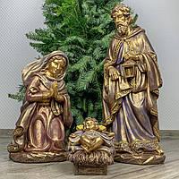Почему лучше выбрать фигурки для рождественского вертепа из полимера?