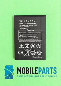 Аккумулятор АКБ (Батарея) SWB0115 для телефона WileyFox Swift (Li-ion 3.8V 2500mAh) Оригинал Китай