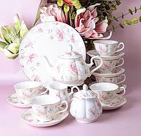 Порцеляновий чайний набір на Лаура на 16 предметів 943-162