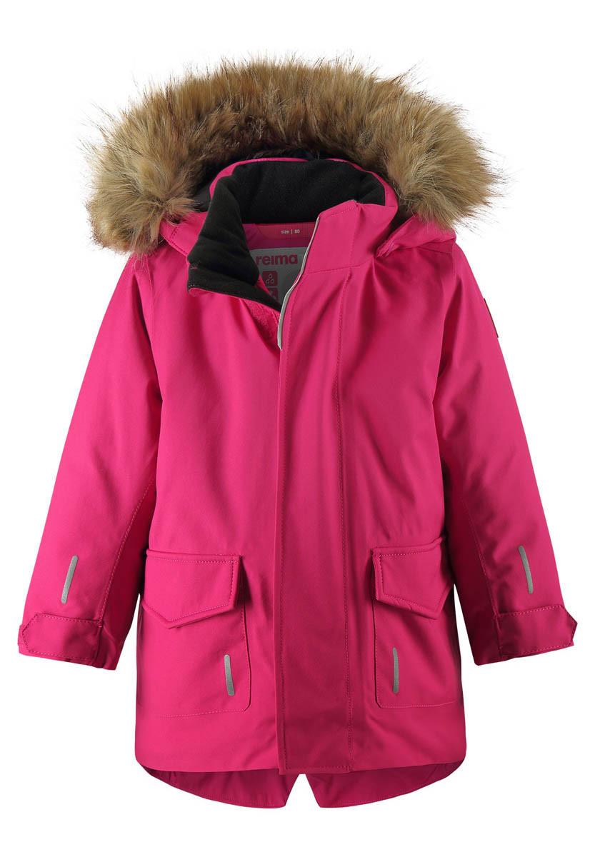 Зимняя куртка для девочки Reimatec Mutka 511299-3600. Размеры 74 - 110. 74