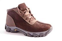 Ботинки подростковые коричневые Romani 5220706/2 р.36-41