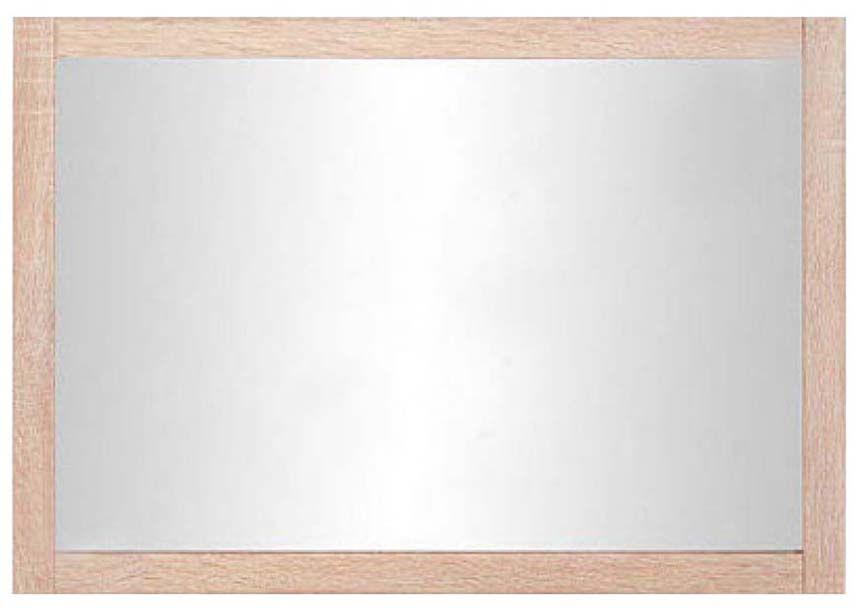 Зеркало на стену Каспиан LUS_100 дуб сонома