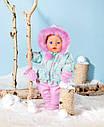 Беби Борн Кукла Зимняя Красавица Нежные объятия 43 см Baby Born Zapf 827529, фото 2
