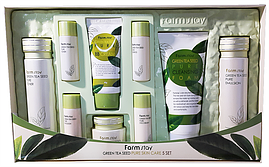 Крем для лица с экстрактом семян зеленого чая 50 мл