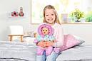 Беби Борн Кукла Зимняя Красавица Нежные объятия 43 см Baby Born Zapf 827529, фото 6