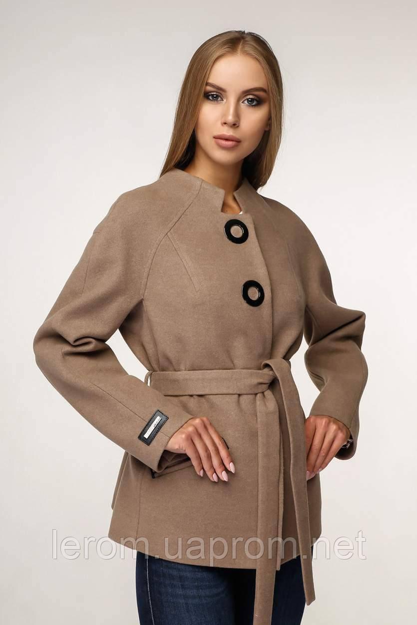 Пальто В-1123 Кашемір 106 Тон