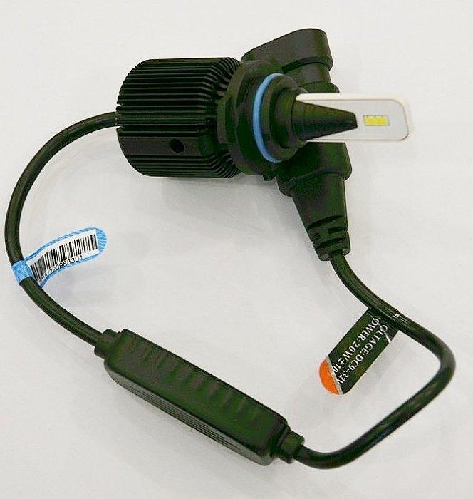 Светодиодные лампы LED STELLAR F1 HВ4(9006) Can-Bus
