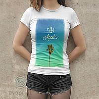 Услуги по нанисению прямой цифровой печати на футболки