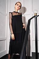 Платье нарядное VODEVILLE 1.082 Noche Mio, черное