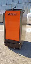 Шахтный утепленный котел Холмова Bizon Eco Termo 25 квт, фото 3