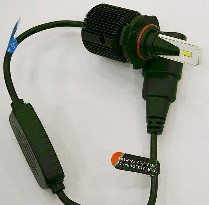 Светодиодные лампы LED STELLAR F1 НВ3(9005) Can-Bus