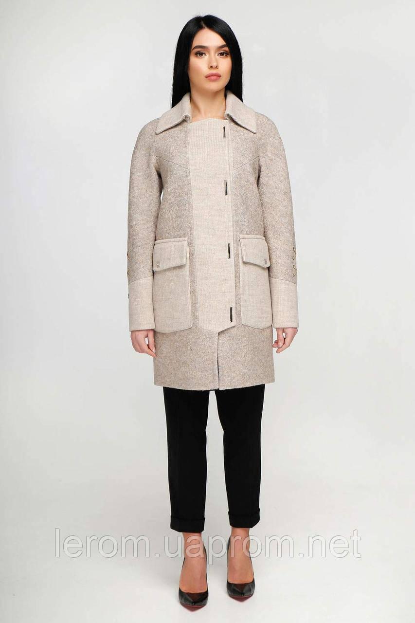 Пальто В-1180 Aрт.160406 Тон 34