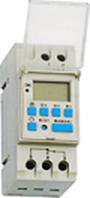 Таймер  тижневий Т15-АС цифровий 16А 230В з акумулятором на DIN-рейку ElectrO T15ЕAС