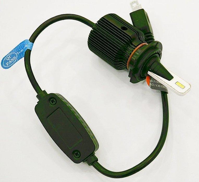 Светодиодные лампы LED STELLAR F1 H7 Can-Bus