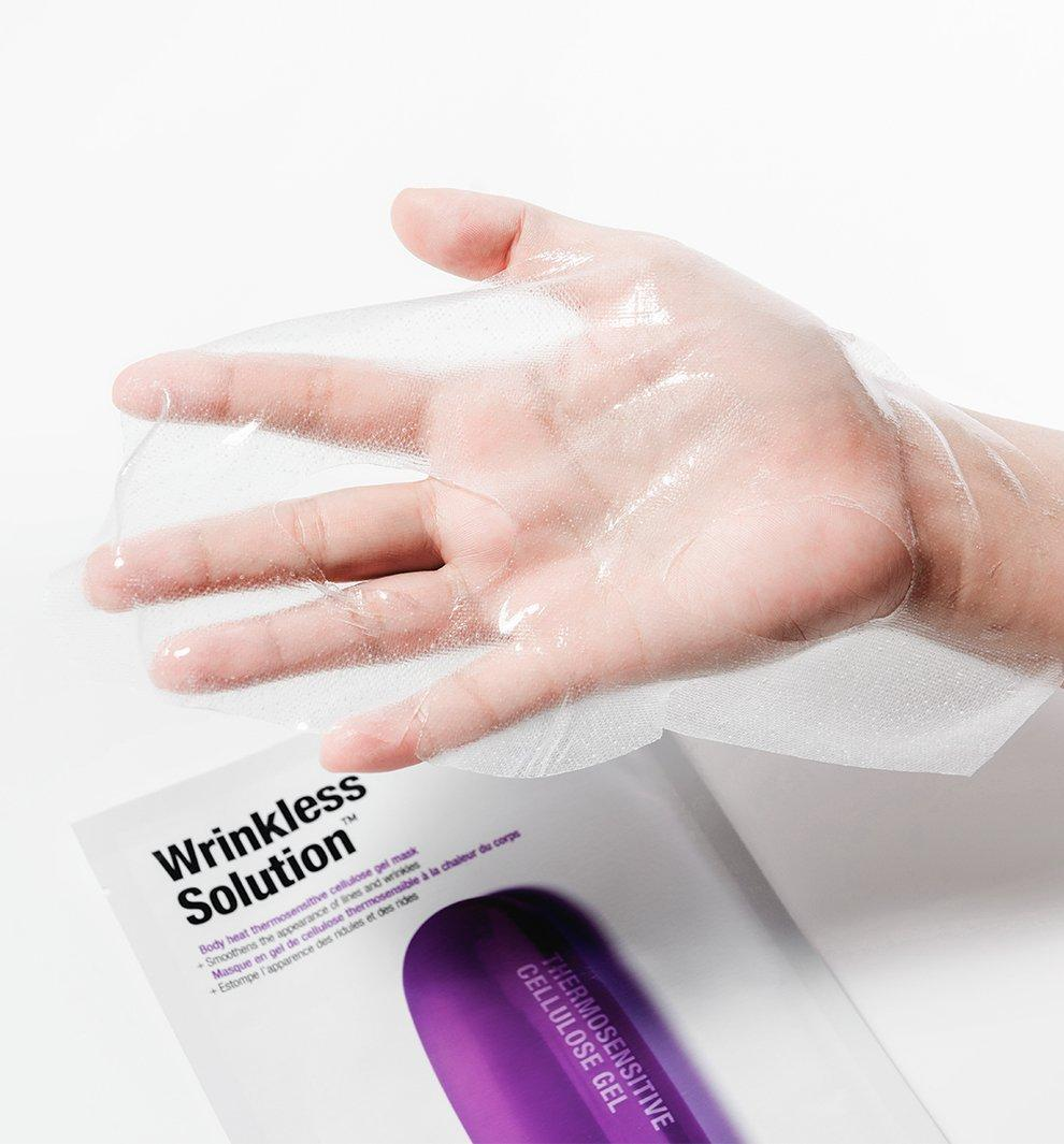 Маска термочувствительная гелевая для разглаживания морщин Dr.Jart+ Wrinkless Solution 28 г