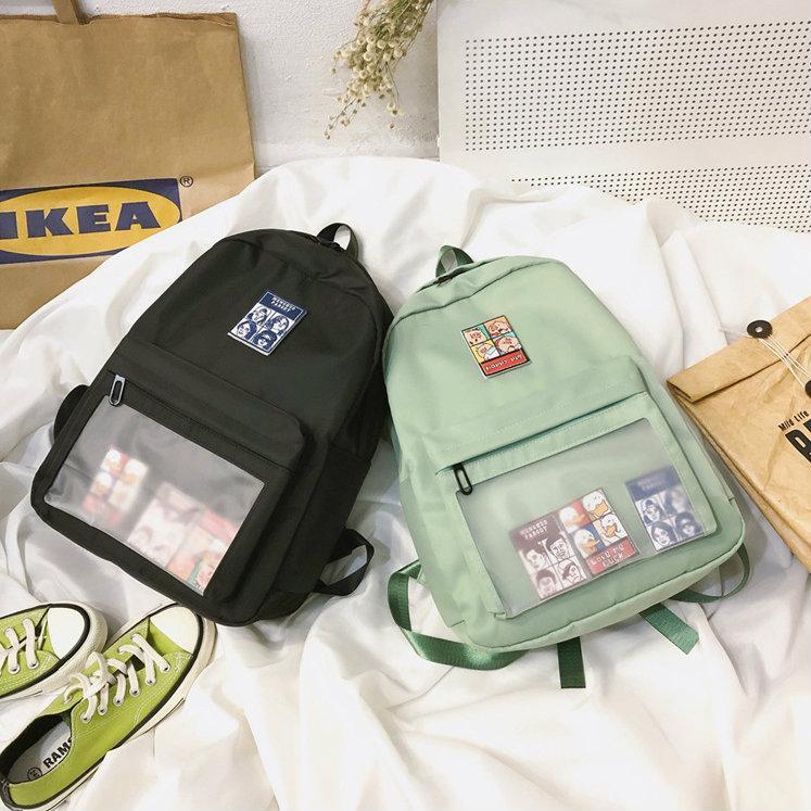 Рюкзак зі знімними картинками