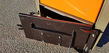 Шахтный утепленный котел Холмова Bizon Eco Termo 55 квт, фото 3