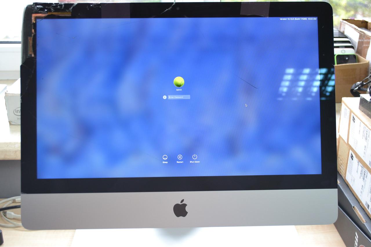 """Моноблок Apple iMac 21,5"""" Mid-2017 I5-7360U 2.3GHz 16GB RAM 1TB HDD MK442LL/A Оригинал!"""