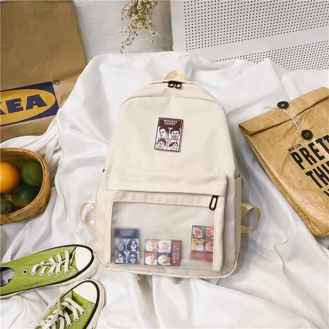 рюкзак до школи