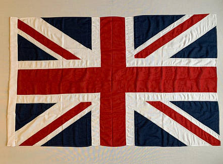 Флаг Великобритании (Аппликация) - (1м*1.5м), фото 2