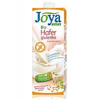 Напиток овсяный ультрапастеризованный без глютена Organic Oat без сахара Joya 1л