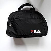 Спортивная сумка Fila черная реплика, фото 1