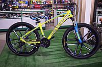 """Велосипед Alvas 26"""" на литых дисках, фото 1"""