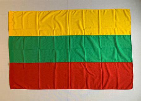 Флаг Литвы - (1м*1.5м), фото 2