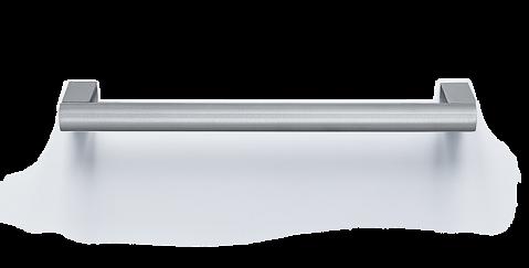 Ручка мебельная SS-1026-224 SS нержавейка