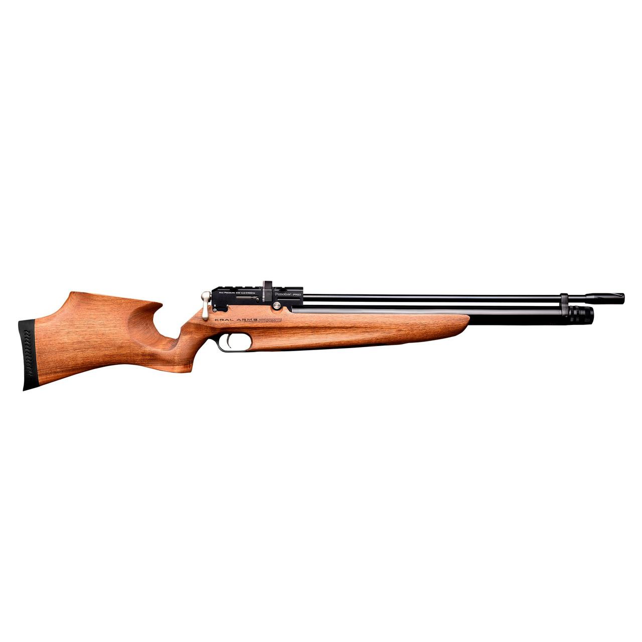 Винтовка пневматическая Kral Puncher Pro Wood PCP 4,5 мм