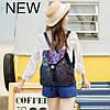 Эффектный женский рюкзак 20 л с клапаном Хамелеон в стиле Casual Бао Бао Жасмин, Bao Bao Issey Miyake 3004, фото 8