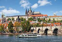 Пазл Сastorland на 1000 элементов Прага, фото 1