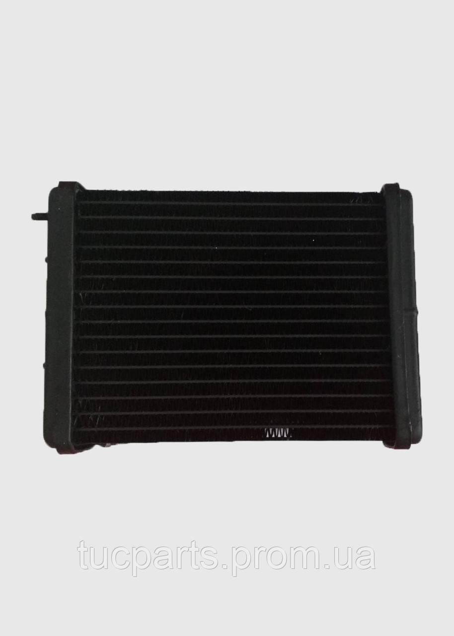 Радиатор  отопителя(печка)  2101 (3 ряд)