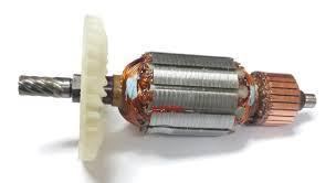Ротор электродвигателя 220В дисковой пилы C6MFA Hitachi / HiKOKI 360694Е