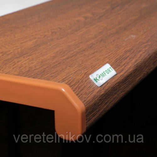 ПодоконникиDanke Komfort (Данке Комфорт) Дуб структурный.
