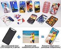 Печать на чехле для Samsung Galaxy A80 2019 A805F (Cиликон/TPU)