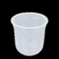 Контейнер прозрачный ПП 400 мл для пищевых продуктов 95-КП (25 шт в уп.), фото 1