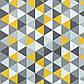 Ткань для штор, скатертей, подушек с тефлоновой пропиткой мозаика, фото 2