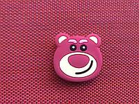 Держатель для телефона / планшета Popsocket Self Adhesive Smiling Face  История игрушек Медведь Лотсо Lotso