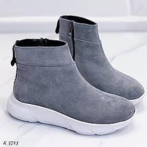 Обувь ботинки платформе, фото 3