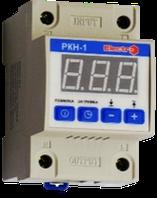Авт.реле контролю напруги РКН-1 1Р+N 25А 230-270В ElectrO RКN1N25